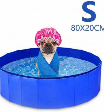 piscinas para perros bañeras
